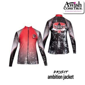 T2096  Ambition Cheer Team Dryfit Jacket