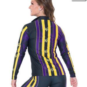 T2098  Liberty Ultra Impress Dryfit Jacket Cheer Team Pom Truecolors Back