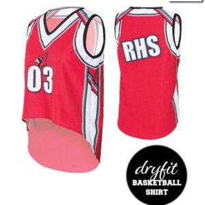 T2130  Basketball Jersey Dryfit Cheer Team Truecolors