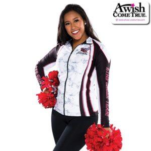 T2172  Perfection Cheer Team Dryfit Jacket