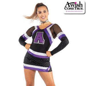 T2201  Synergy Cheer Pom Dance Dress