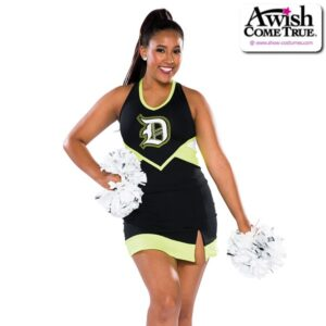 T2211  Timeless Cheer Team Tank Top Chartreuse