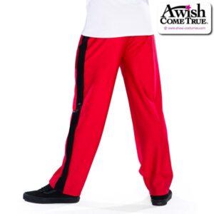 T2231  Cheer Team Side Stripe Guy Pants Back
