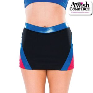 T2233  Classic Cheer Team Dry Fit Skirt