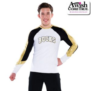 T2238  United Cheer Team Dance Mens Top