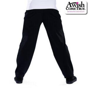 T2239  Dry Fit Mens Boys Dance Pants Back