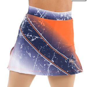 T2316  Ambition Cheer Team Skirt