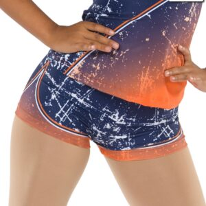 T2321  Ambition Cheer Team Hot Pants