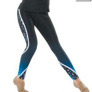 T2417  Cosmic Cheer Team High Waist Leggings