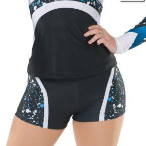 T2421  Cosmic Cheer Team Hot Pants