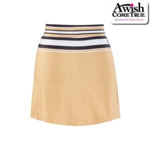 T2616  Courage Ultra Impress Cheer Team Foil Skirt Back