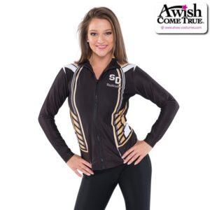 T2622  Courage Cheer Team Dryfit Jacket