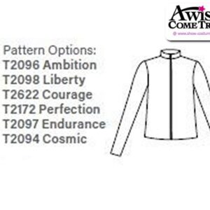 T2622  Ultra Impress Cheer Team Dryfit Jacket