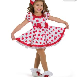 V2098Y  Animal Crackers Tap Jazz Character Value Costume B