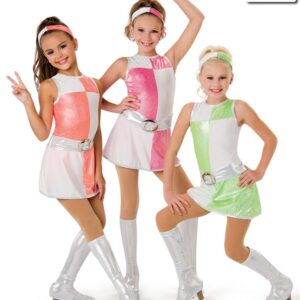V2240  These Boots60s Themed Character Dance Costume