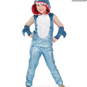 V2310  Baby Shark Boys Character Dance Costume