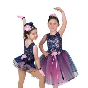 V2335  When You Dream Kids Ballet Leotard