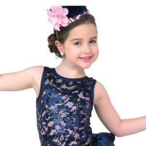 V2335  When You Dream Kids Ballet Leotard Front