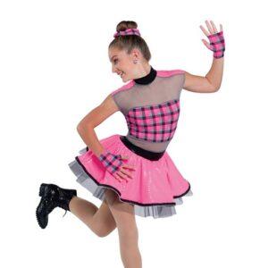 V2336 90 Middle Child Hip Hop Dance Costume