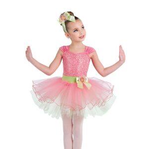 V2349  Dainty Kids Ballet Tutu