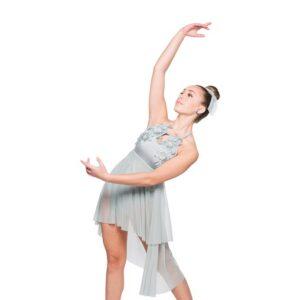 V2363Y  Concrete Angel Lyrical Contemporary Dance Dress