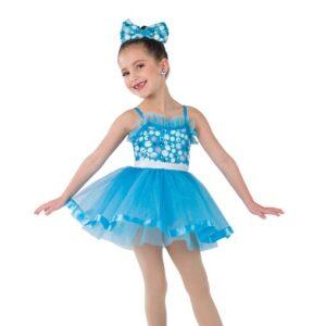 V2368Y  Gitchee Goo Kids Jazz Tap Dance Costume
