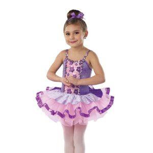 V2391  Aura Lee Kids Ballet Tutu