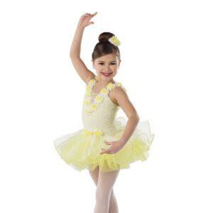 V2419Y  Happiness Kids Ballet Tutu