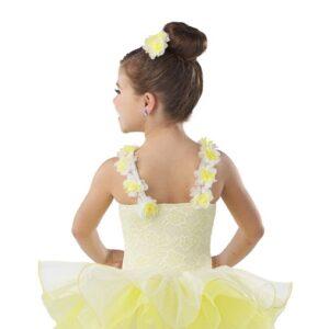 V2419Y  Happiness Kids Ballet Tutu Back