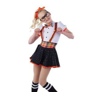 V2428  Weird Science Hip Hop Dance Costume