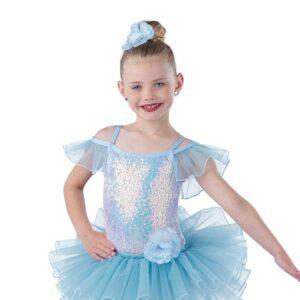 V2434  Pass Me By Kids Ballet Tutu